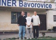 Zleva: Josef Kothánek, Svatopluk Vokurka a Michal Martinec